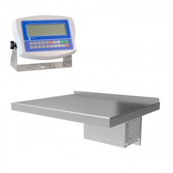 Wandwaage (SH) mit Auswertegerät IT 200 - Wägebereich bis 150 kg