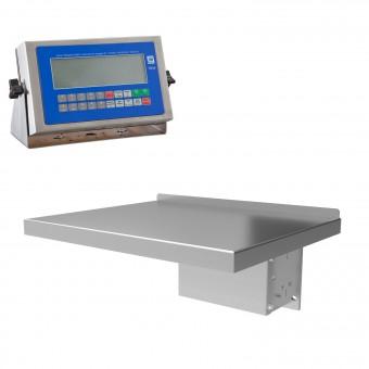 Wandwaage (SH) mit Auswertegerät IT 250 - Wägebereich bis 150 kg
