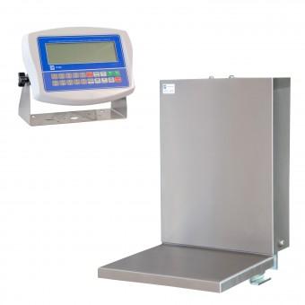 Wandwaage (VARIO) mit Auswertegerät IT 200 - Wägebereich bis 150 kg