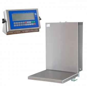 Wandwaage (VARIO) mit Auswertegerät IT 250 - Wägebereich bis 150 kg